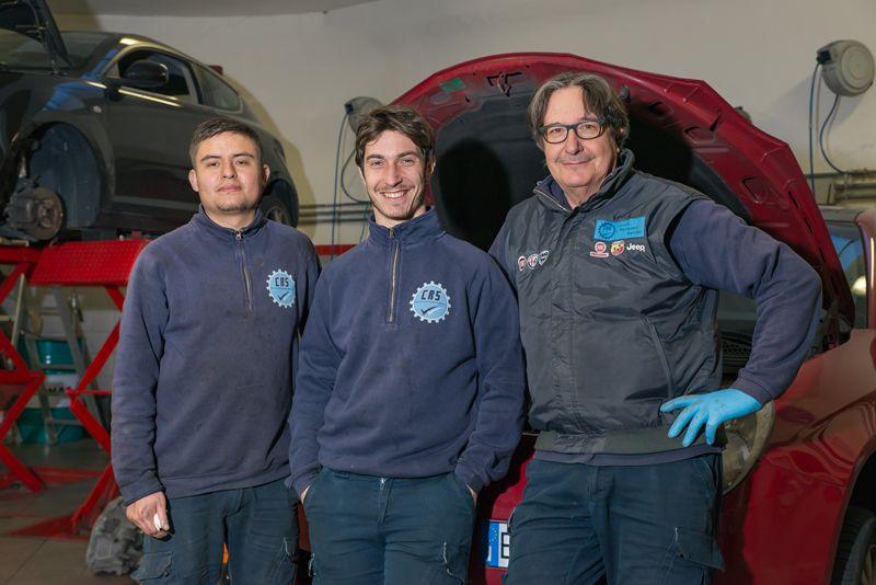 Staff CRS Firenze
